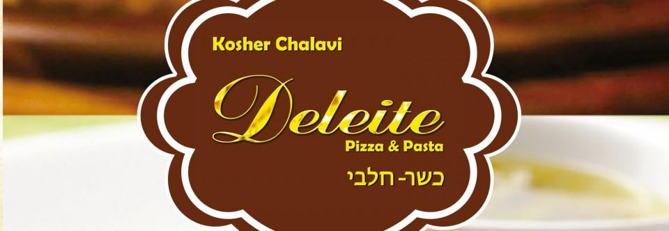Restaurante Deleite – PIZZA & PASTA
