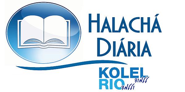Halachá Diária